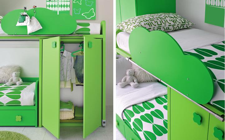 أجمل غرف نوم ايطالية _ غرف نوم حديثة من شركة ستيميك _ ديكورات غرف