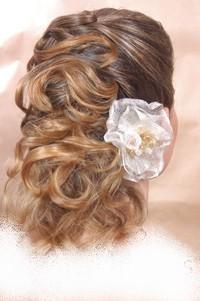 00542277c تسريحات شعر جديدة روعة - تسريحات ناعمة للميزات - أجمل تسريحات شعر رومانية