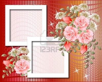 إطارات وبطاقات للتصميم