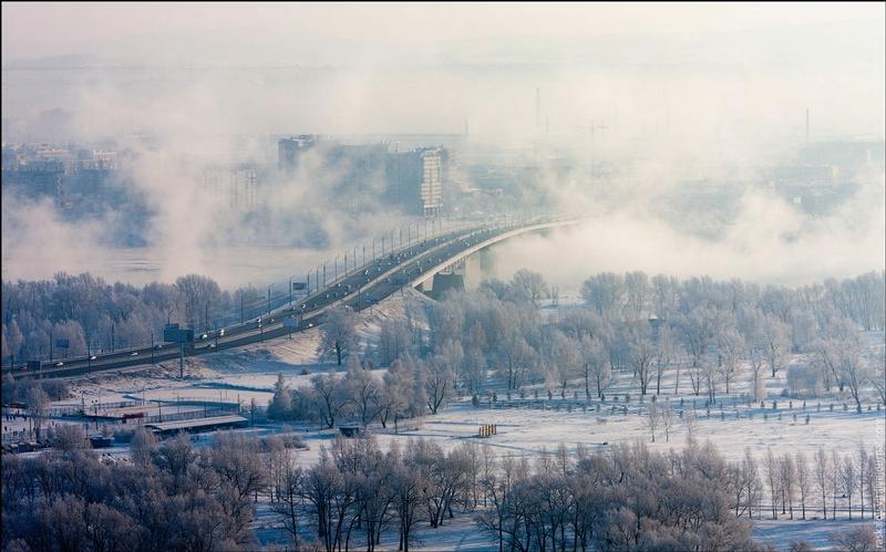 الروسية الحرارة لكراسنويارسك راسكالوف 64574.jpg