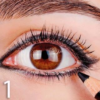 كيف ترسمي عيونك بالصور 69429.jpg