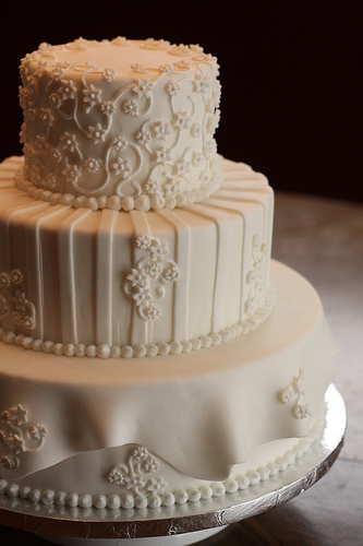 جميلة,simple wedding cakes 185729.jpg