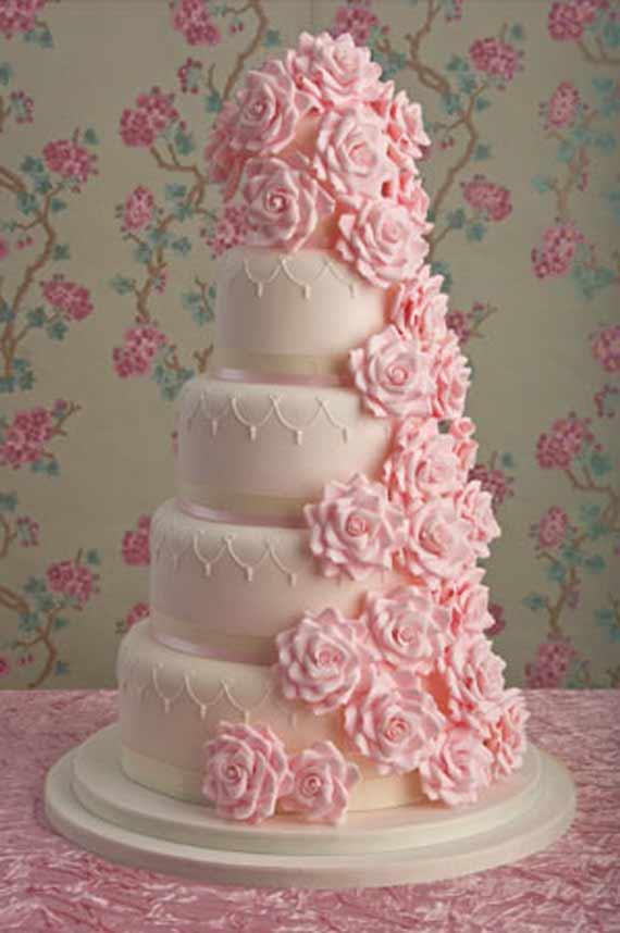 جميلة,simple wedding cakes 185737.jpg
