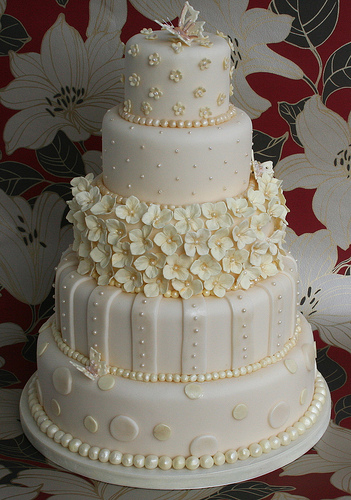 جميلة,simple wedding cakes 185738.jpg