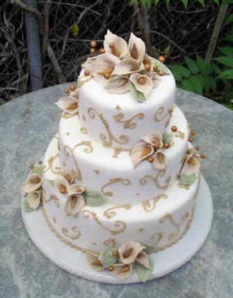 جميلة,simple wedding cakes 185740.jpg