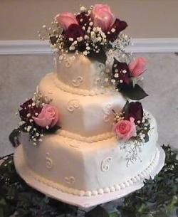 جميلة,simple wedding cakes 185742.jpg
