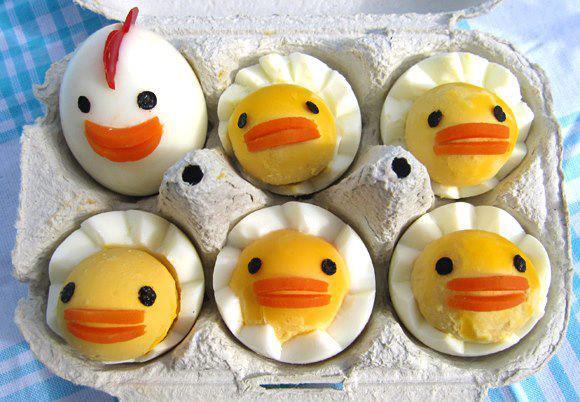 القيمة الغذائية لصفار البيض
