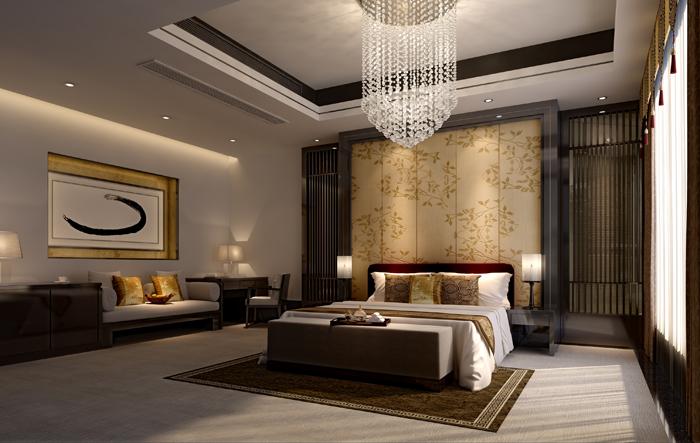 احدث ديكورات غرف النوم بتصاميم مودرن ,صور غرف نوم من تجميعى