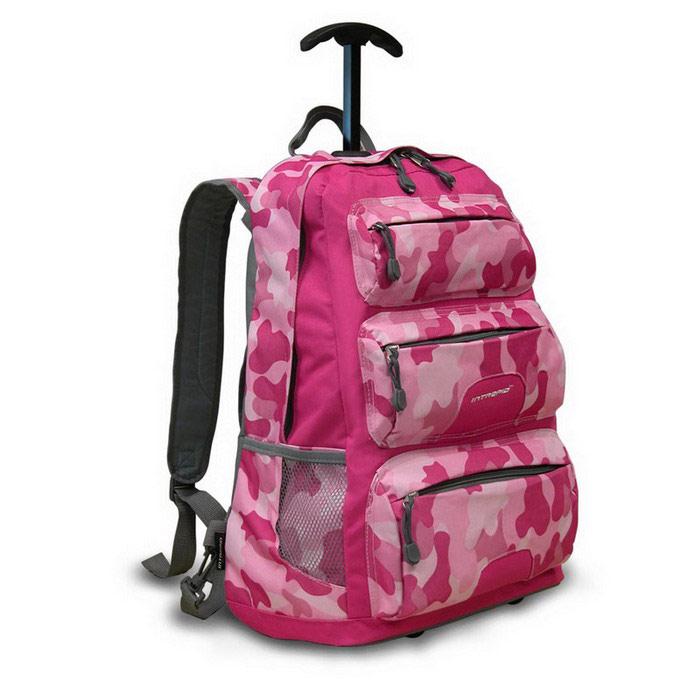حقائب مدرسية للبنوتات الوردي 2014