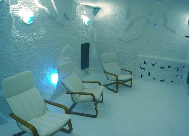 غرف الملح لعلاج الأمراض التنفسية المختلفة والمزمنة   منتدى فتكات