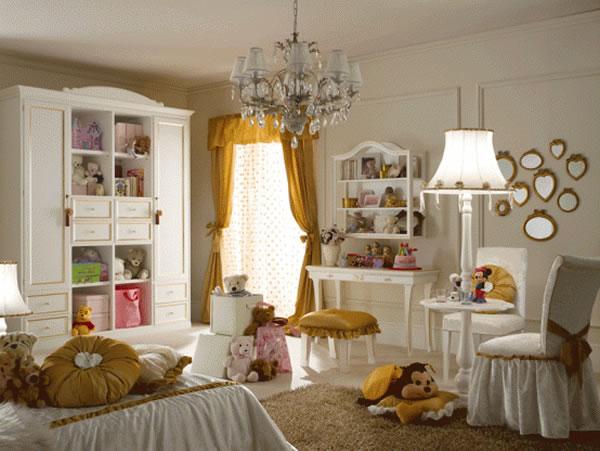 صور غرف نوم رائعة للبنات فخمه وانيقة 2014 271915
