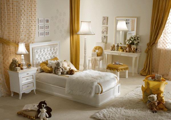 صور غرف نوم رائعة للبنات فخمه وانيقة 2014 271917