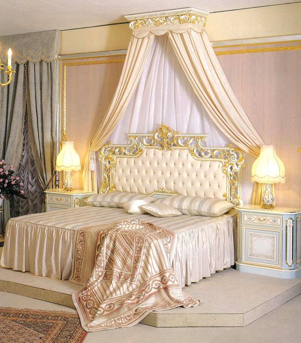 احدث ديكورات غرف النوم الفرنسية 2015