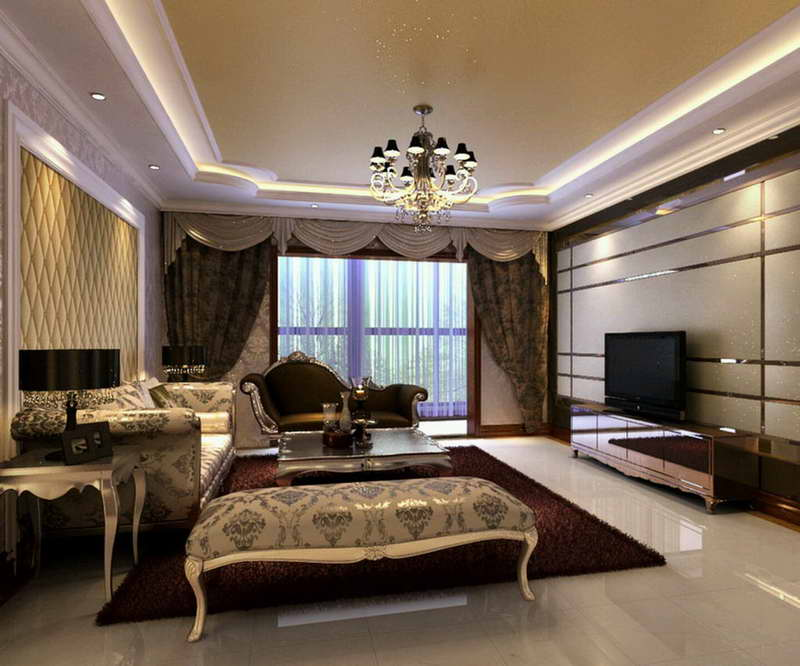14 Amazing Living Room Designs Indian Style Interior And: ديكورات صالات ومعيشه 2014