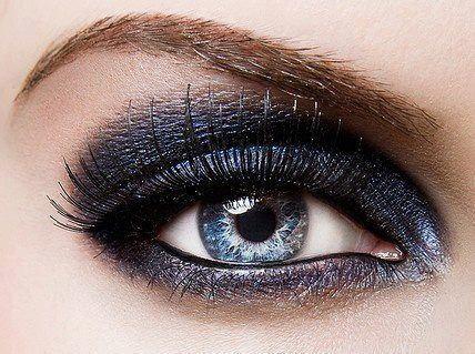 لوكات جديدة ورائعة للعين وطرق رسم وعمل مكياج العيون بالصور 2014 314582.jpg