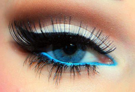 لوكات جديدة ورائعة للعين وطرق رسم وعمل مكياج العيون بالصور 2014 314589.png