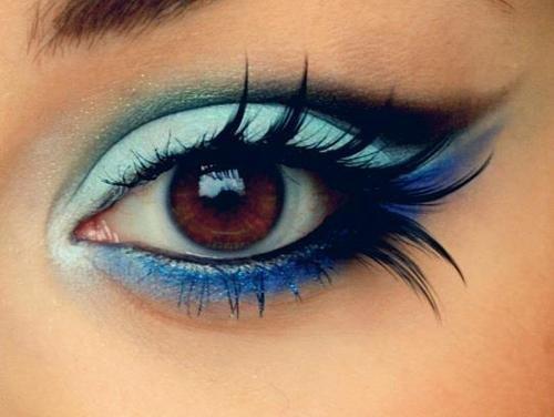 لوكات جديدة ورائعة للعين وطرق رسم وعمل مكياج العيون بالصور 2014 314596.jpg