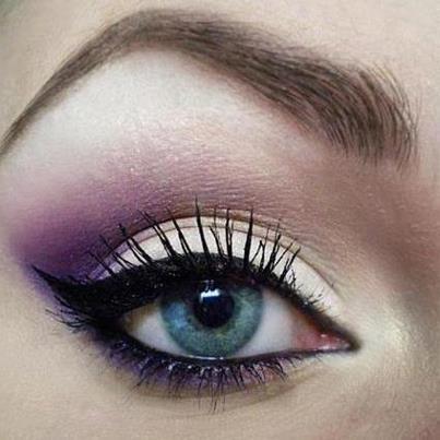 لوكات جديدة ورائعة للعين وطرق رسم وعمل مكياج العيون بالصور 2014 314599.jpg