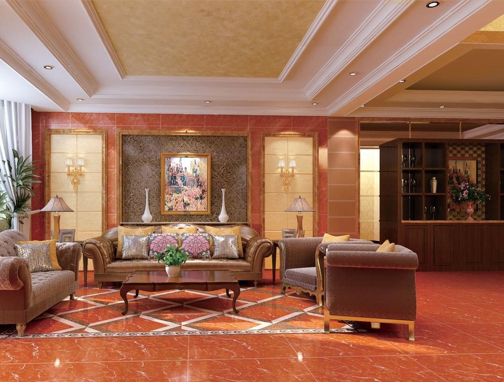 غرف معيشة باءلوان جريئة مبهجة رائعة غرف معيشة 3D انيقة 2014 323690.jpg