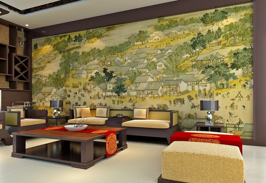 غرف معيشة باءلوان جريئة مبهجة رائعة غرف معيشة 3D انيقة 2014 323692.jpg