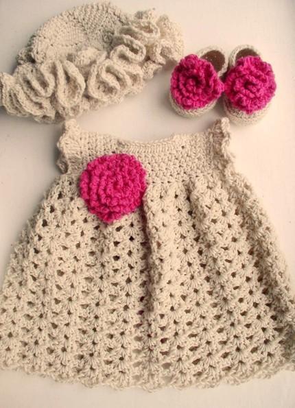 اطقم ملابس اطفال بالكروشية روعة اجمل تشكيلة ملابس بيبي بالكروشي صور ملابس اطفال
