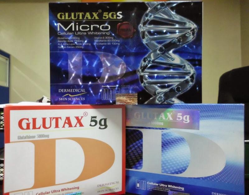 الجلوتاثيون Glutax 5000 الإيطالية 366611.jpg