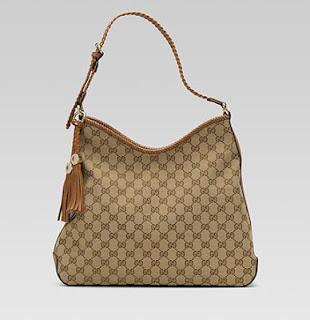 e0b68b201b6cd عالم الازياء  شنط نسائيه ماركة قوتشي 2014 - Gucci Bags 2014