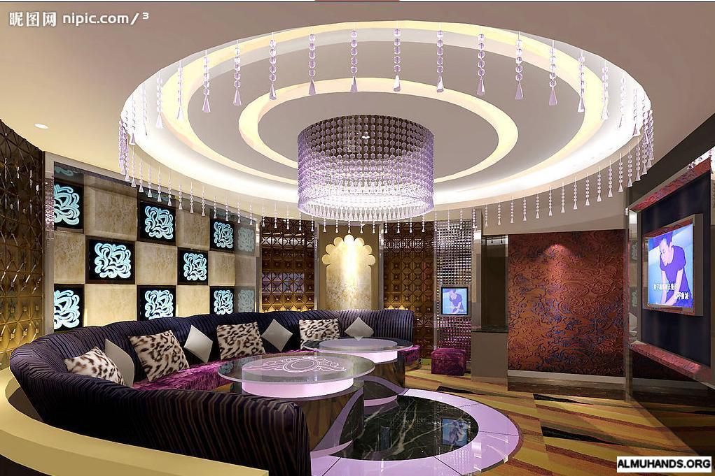 افخم تصاميم ديكورات اسقف قمة في الفخامة 443905.jpg