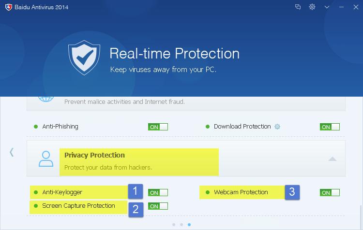 الحمايه الفيروسات Baidu Antivirus 457401.png