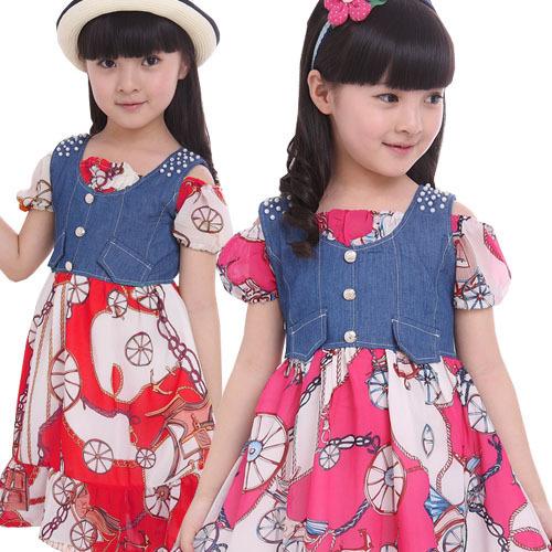 فساتين بنات رائعة وجميلة احلى وارق فساتين البنات 461566.jpg