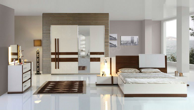 Beautiful Chambre A Coucher Moderne 2015 Contemporary - Matkin ...