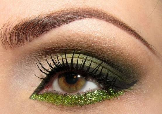 Image result for eyeshadow goes with brown eyes