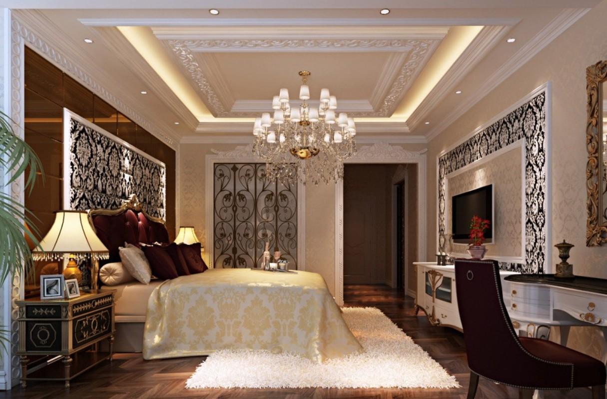 Home Design Classic Ideas: ديكورات جديدة احدث ديكورات جديدة لغرف النوم الثلاثية